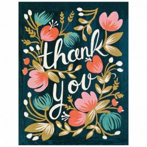 Thank You by Rifle Paper Co.