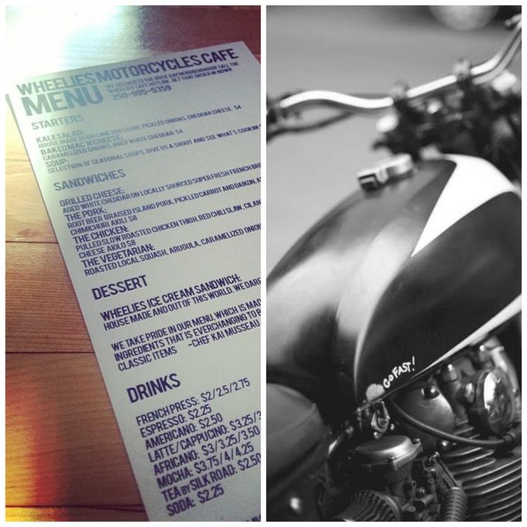 Wheelies Motorcycles