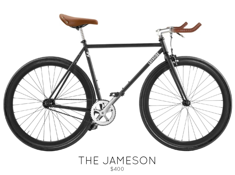 Lochside Cycles, The Jameson