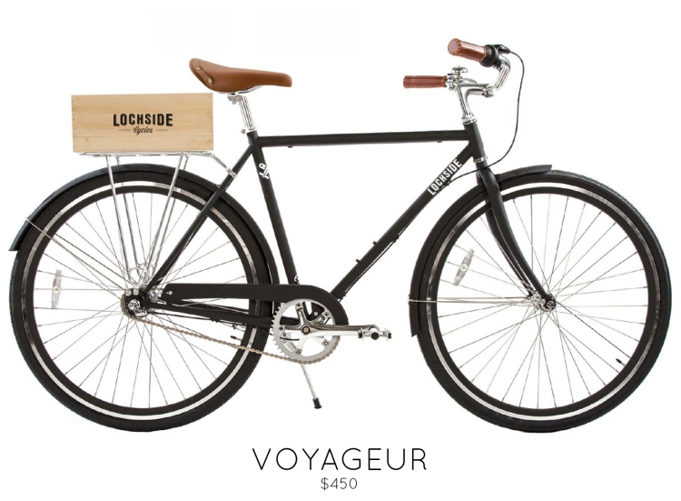 Lochside Cycles, Voyageur