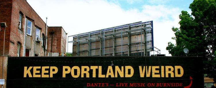 Portland travel blog