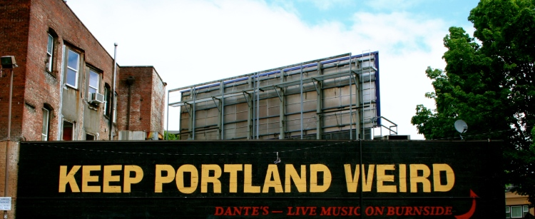 Portland travel blog