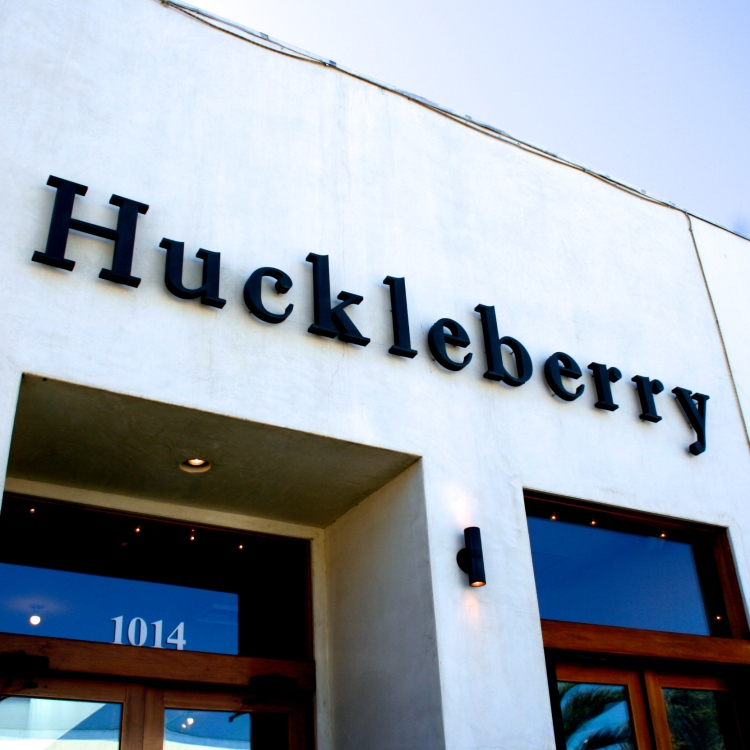Huckleberry Bakery and Cafe
