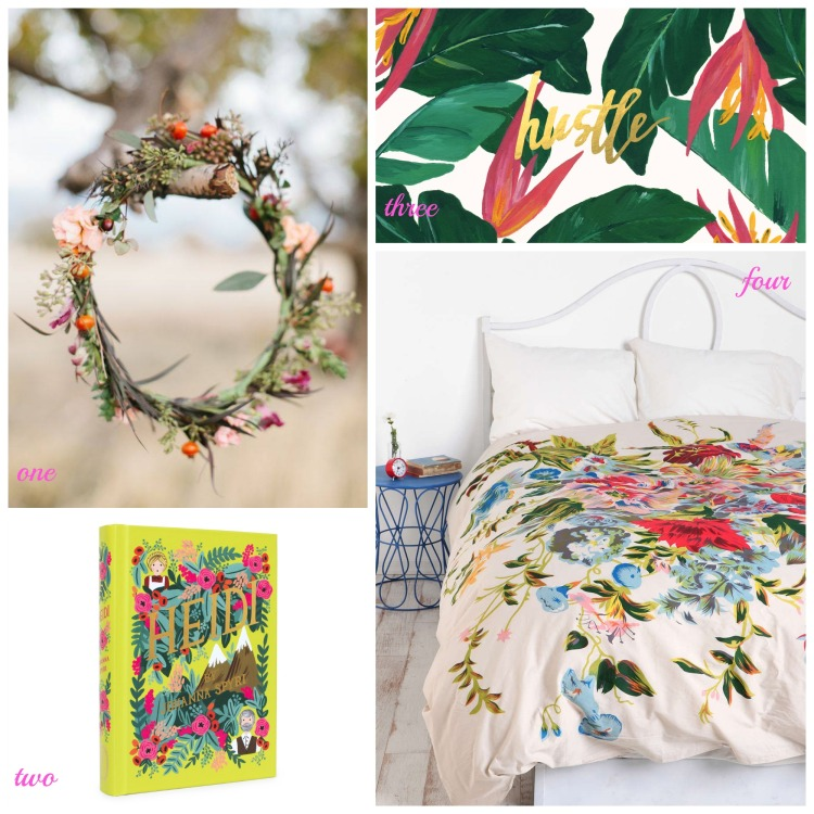friday faves: floral edition