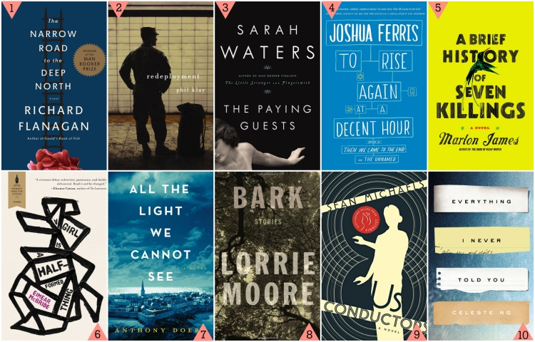 10 books for the literature lover on your list