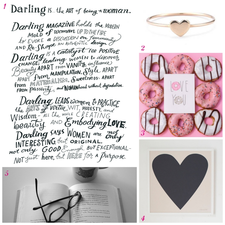 friday faves: valentine edition