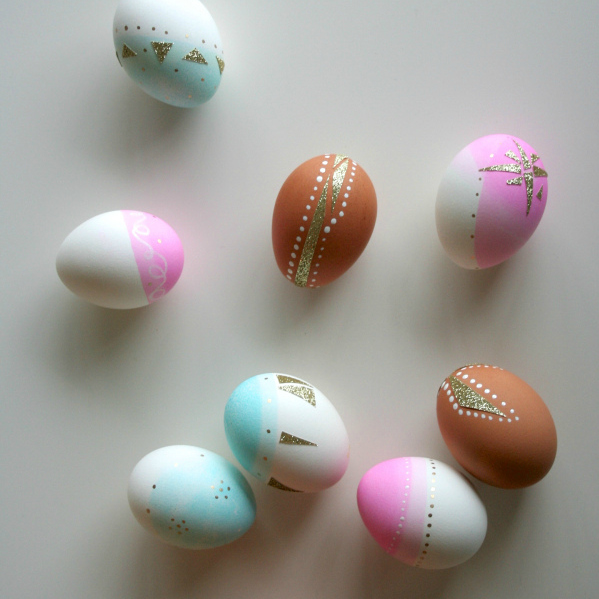 an easter egg DIY for the lazy perfectionist on {OH} Victoria