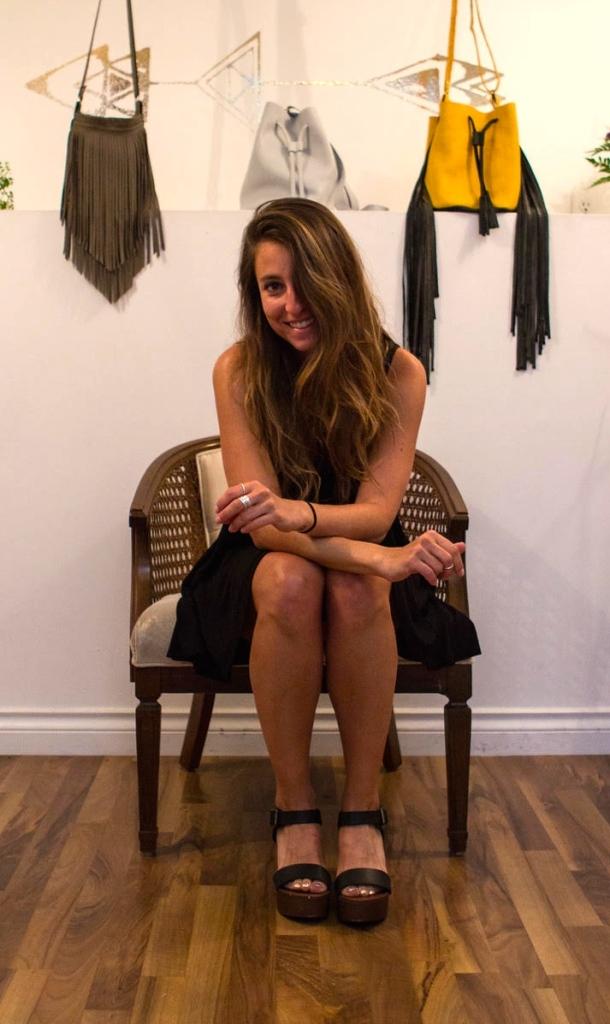 Alexis Kastner of Jovee Handcrafted